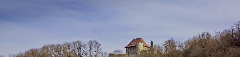 maison forte La Barre